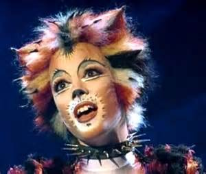 cats broadway makeup for cats the musical cats musicals