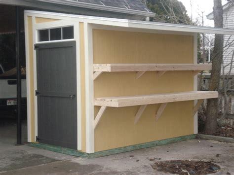 build  shed   bonnie