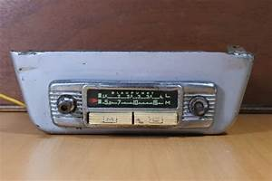Classic Car Radio - Blaupunkt Berlin - 1960-1964