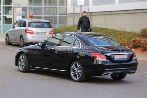 Update 2019 Mercedesbenz Cclass Facelift May Cause A