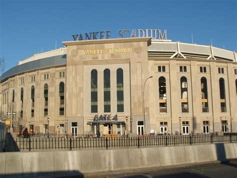belated thoughts    yankee stadium  pun