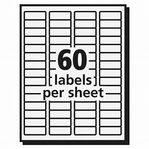 avery 5195 easy peel mailing laser labels permanent With avery template 5195 for microsoft word