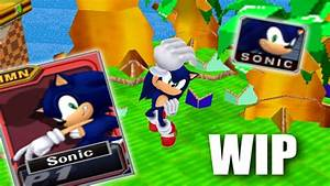 SONIC IN MELEE Preview Super Smash Bros Melee Mods