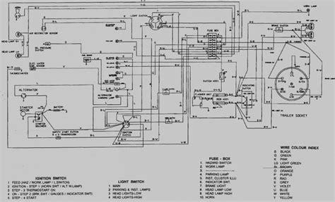 Original John Deere Wiring Diagram Beautiful