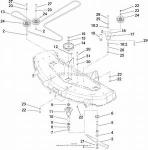 Toro 74352  Timecutter Z480 Riding Mower  2005  Sn