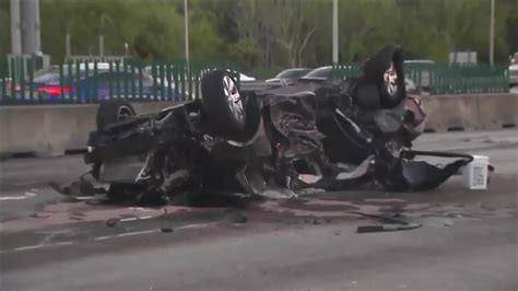 3 Killed, 1 Critical In Turnpike Toll Booth Crash