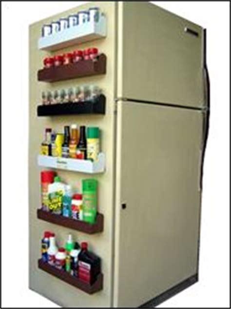Refrigerator Spice Rack by Best 25 Magnetic Storage Ideas On Kitchen