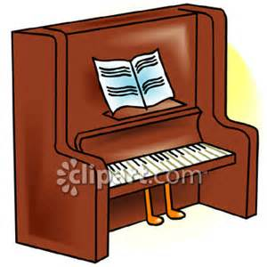 Upright Piano Clip Art Free