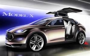 Tesla Modele X : tesla model x wallpaper hd car wallpapers id 3202 ~ Melissatoandfro.com Idées de Décoration