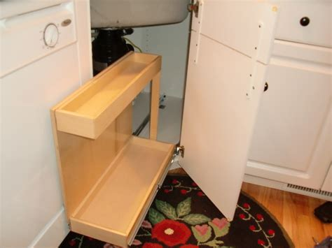 under cabinet pull out shelf under sink risers and pull out shelves cabinet and