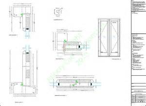 French Door CAD Drawings