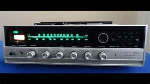 Sansui 800 Stereo Receiver             Sn- 28090140