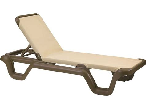 chaise longue grosfillex grosfillex marina resin chaise sold in 2 us414137