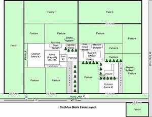 Strohfus Stock Farm Layout