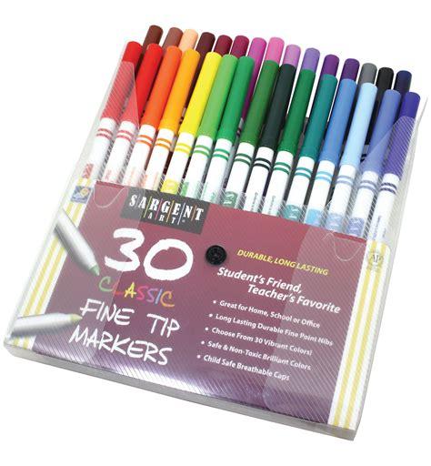 amazoncom sargent art    count classic markers