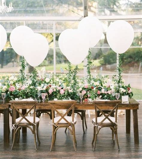 40 Awesome Wedding Decoration Ideas with Balloons Oh