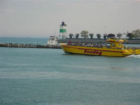 Fast Boat Chicago by Jo Goes To Navy Pier On The Lakefront In Chicago