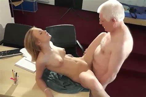Legal Age Teenager Gives A Blow To An Teenie Man