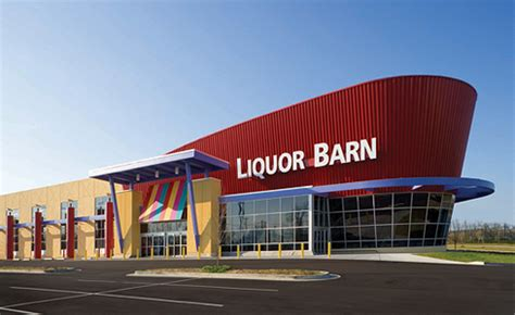 Liquor Barn by Commercial Retail Building Construction Projects Stores