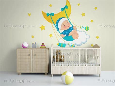 chambre bebe lune stickers chambre bebe etoile chaios com
