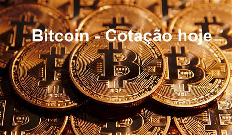 Embora não fosse inicialmente muito conhecido, o bitcoin atraiu muita atenção no mundo financeiro nos últimos anos. BITCOIN HOJE 2017 - 2018 | COTAÇÃO BITCOIN AGORA EM REAIS | Digitei
