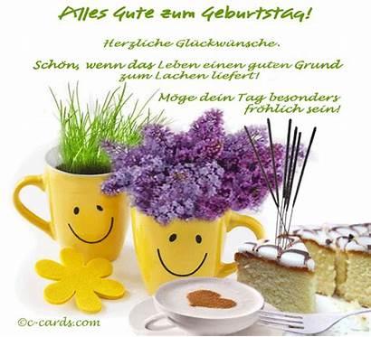 German Birthday Lachen Card Geburtstag Cards Dein