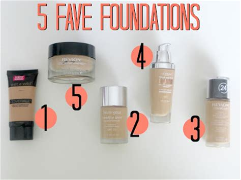 best drugstore light coverage foundation elle sees beauty blogger in atlanta my 5 fave