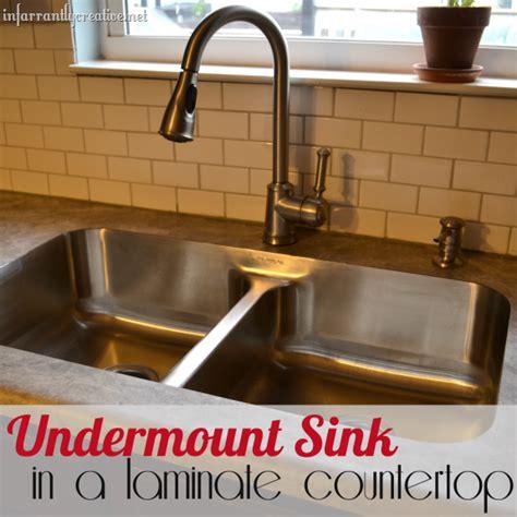 Karran Undermount Sink With Laminate by Karran Sink Infarrantly Creative