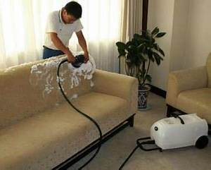 Sofa Deep Cleaning And Shampooing