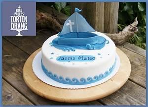 Kuchen Zur Taufe : torte mit boot zur taufe eines jungen frau paulus tortendrang ~ Frokenaadalensverden.com Haus und Dekorationen