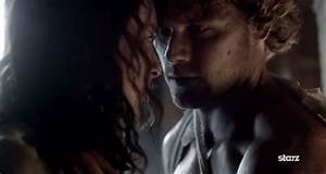 Another Starz Promo Video Shows New 'Outlander' Scenes ...