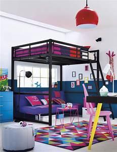 Chambre De Fille Ikea : chambre d 39 ado les nouvelles tendances femme actuelle ~ Premium-room.com Idées de Décoration