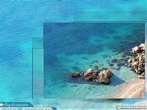 fond d39ecran nice plage des marinieres With forum plan de maison 12 fond decran paysage feerique