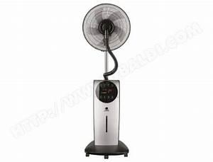 Ventilateur Brumisateur Sur Pied : ventilateur sur pied alpatec brumisateur vb02 pas cher ~ Melissatoandfro.com Idées de Décoration