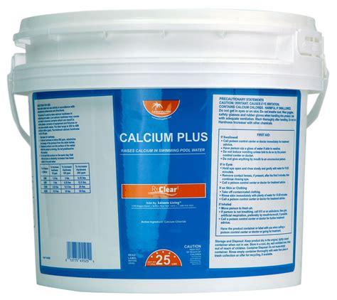 Rx Clear Granular Calcium Hardness Increaser (plus) For