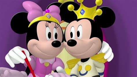 Image Prince Mickey And Princess Minnie Rella Happily