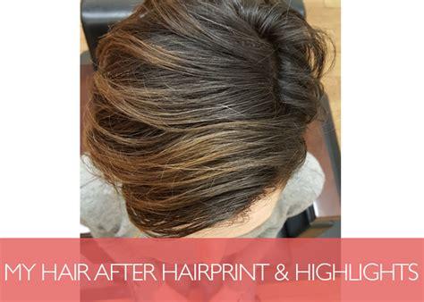 hairprint  safest   cover grey hair