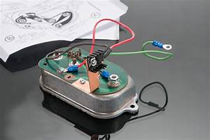 Scout Ii Solid State Voltage Regulator Kit For Gauges
