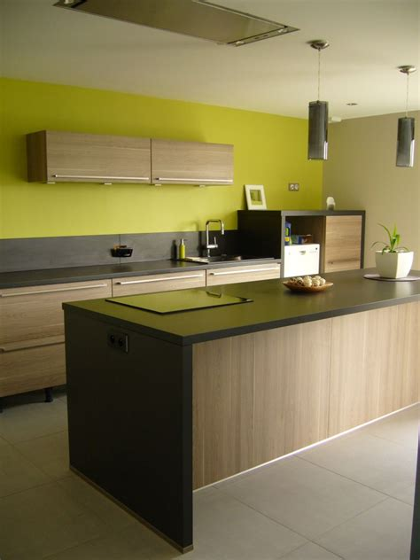 deco cuisine couleur couleurs de cuisine couleur cladon dans une cuisine
