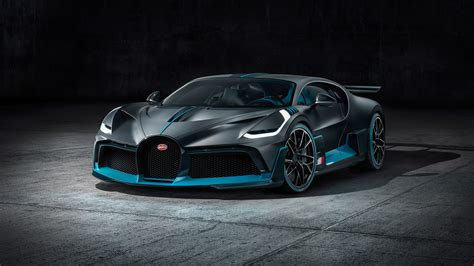 2019 Bugatti Divo Wallpapers & Hd Images Wsupercars