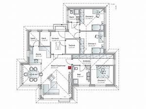 Luxus Bungalow Bauen : fertighaus bungalow s141 vario haus fertigteilh user ~ Lizthompson.info Haus und Dekorationen