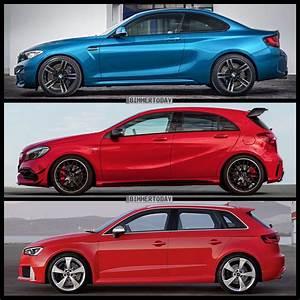 Bmw M2 Vs  Mercedes-amg A45 Vs  Audi Rs3