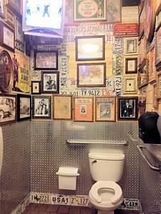 Décorer Ses Toilettes : deco toilette originale best deco wc original creatif ~ Premium-room.com Idées de Décoration