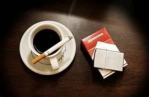 Inspiração do dia: Coffee and cigarettes - BLCKDMNDS