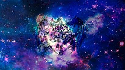 Dragon Stardust Space Dragons Deviantart Desktop Wallpapers