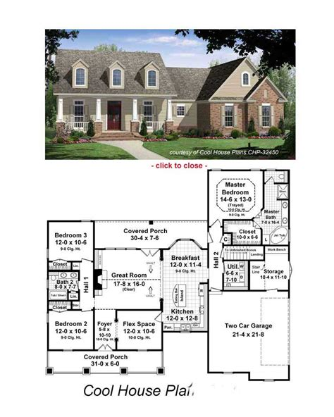 Bungalow Floor Plans  Bungalow Style Homes  Arts And