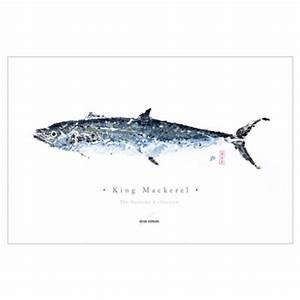 KIng Mackerel - Wall Art Poster