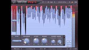 Introduction To Fabfilter Pro-l Limiter