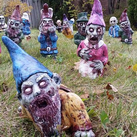 les nains de jardin zombies 2tout2rien