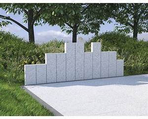 Palisade Granit Grau 50x25x10cm Bei HORNBACH Kaufen